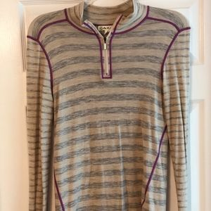 Dakini Quarter-Zip Dri fit/yoga